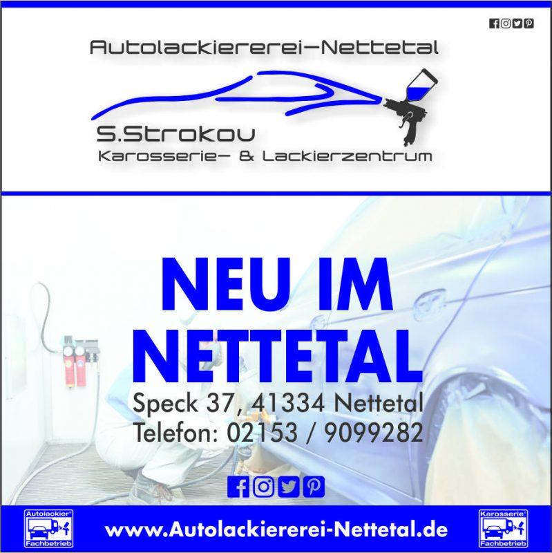 Autolackiererei Nettetal Smart Repair